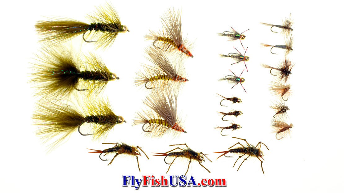 Trout Universal Fly Equalizer Kit