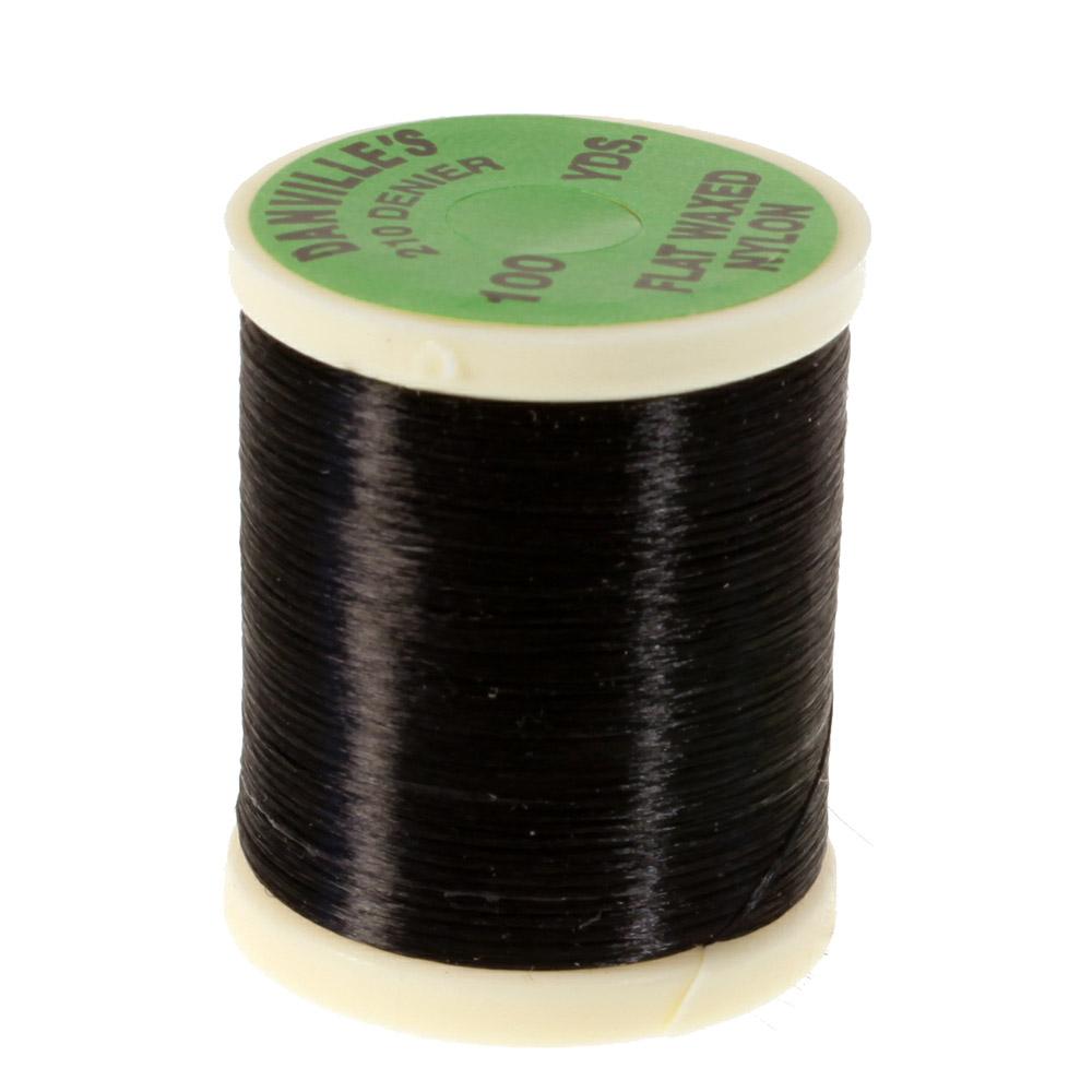 Danville Fly Tying Thread Flat Waxed Blue