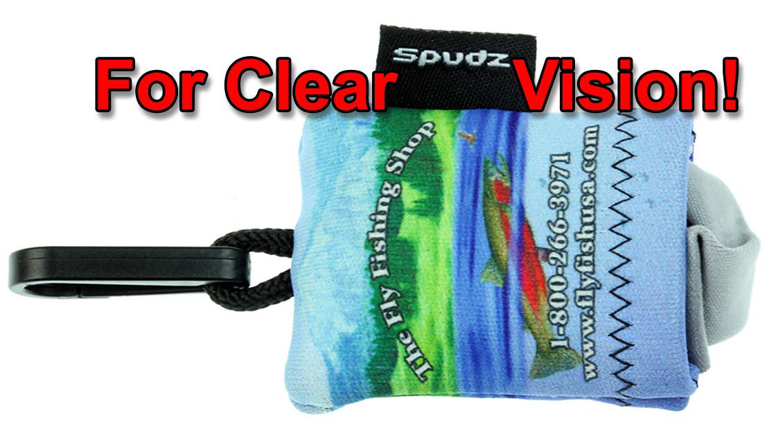 Spudz lens cloth
