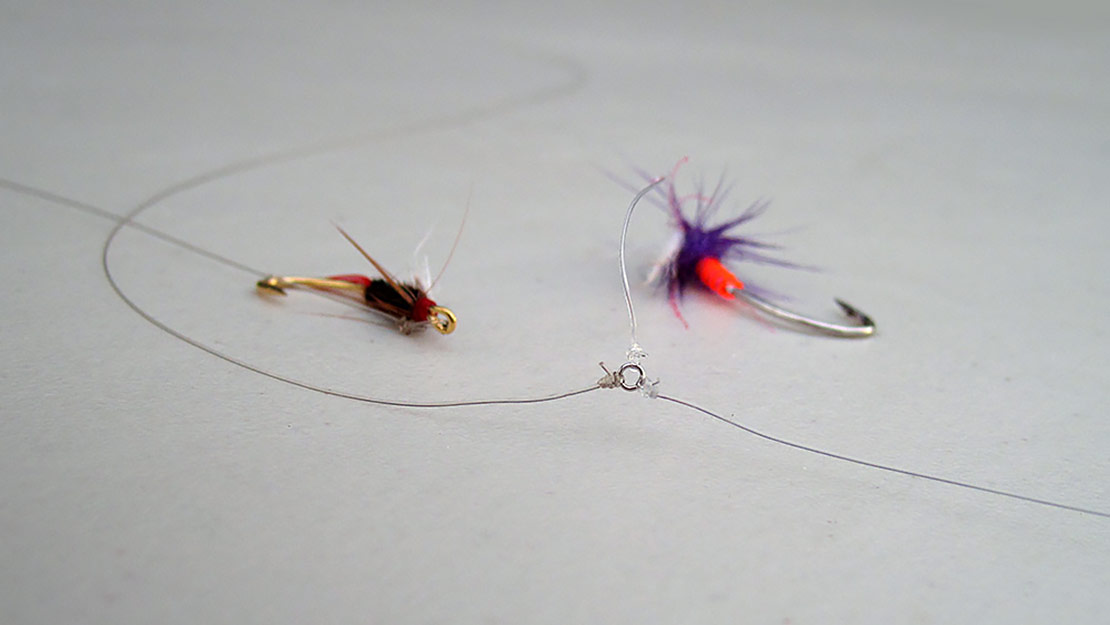 tippet rings make leader connections stronger and quicker