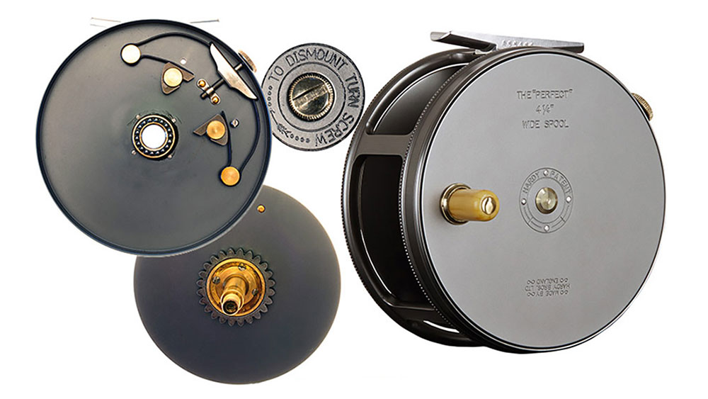 Hardy PERFECT Fly Fishing Reels