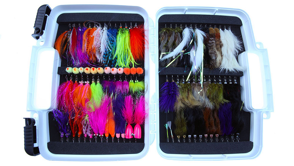 Plan-D Articulated Fly Box