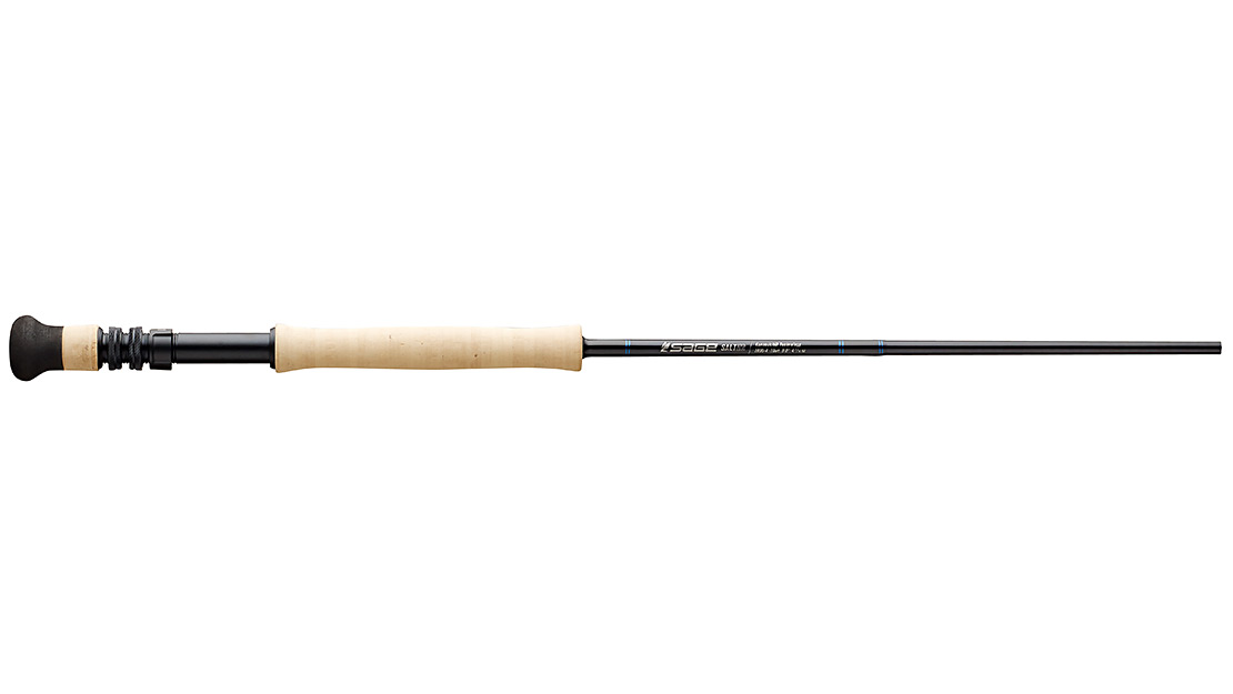 "9 weight 90"" 4 pc. Sage Salt HD Rod 9 weight 90"" 4 pc. Sage Salt HD Rod"