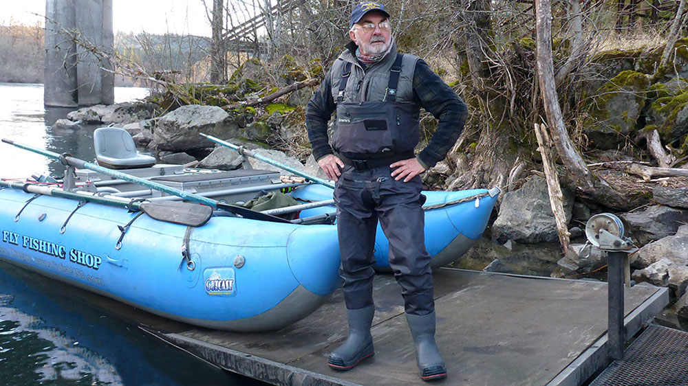 Simms ExStream Waders
