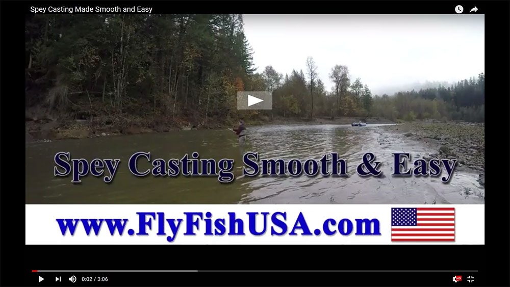 Spey Casting Made Smooth and Easy video